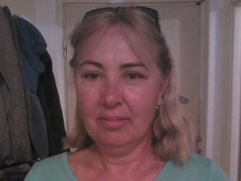 Gulyás Éva 58 éves társkereső profilképe