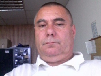 Faber 66 éves társkereső profilképe