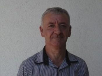 János 49 54 éves társkereső profilképe