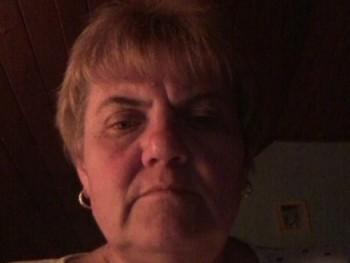 Én az Éva 62 éves társkereső profilképe