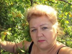 Hallai Marika - 66 éves társkereső fotója