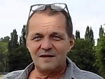 GyőriPéter 48 éves társkereső profilképe