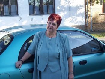 MAMI 69 éves társkereső profilképe
