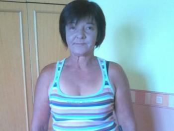 Erzsike00 54 éves társkereső profilképe