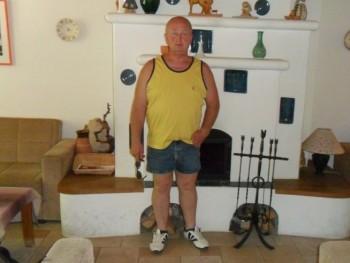 Sekkandrás 54 éves társkereső profilképe