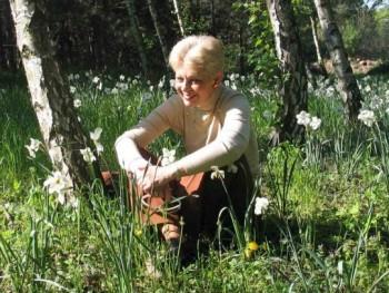 gyöngyvirág 66 éves társkereső profilképe