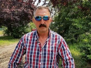 tothjános 58 éves társkereső profilképe