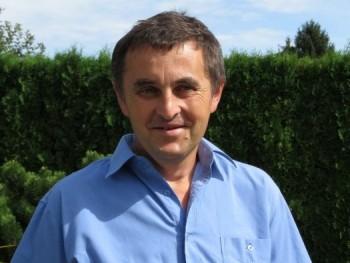 Kiss József 52 éves társkereső profilképe