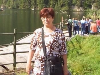 Máriaéva 69 éves társkereső profilképe