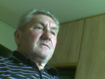 geza6000 66 éves társkereső profilképe