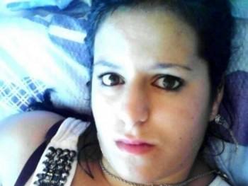 Georgina 24 éves társkereső profilképe