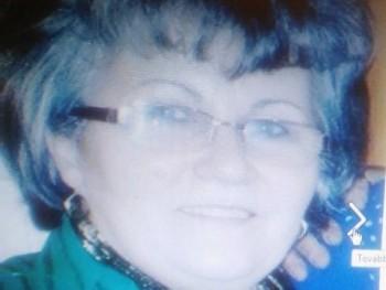IBOLYA HEGEDÜS 66 éves társkereső profilképe