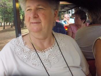 szabóné 75 éves társkereső profilképe