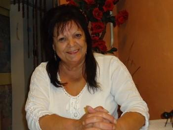 Zsuzsa-Boszy 67 éves társkereső profilképe