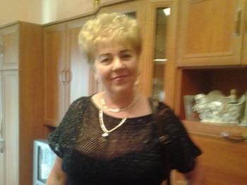 Anna MolnáR 64 éves társkereső profilképe