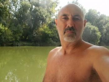 Pofor 50 éves társkereső profilképe