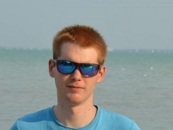 Adam1234 25 éves társkereső profilképe