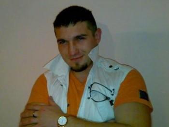 Steve Dark 31 éves társkereső profilképe