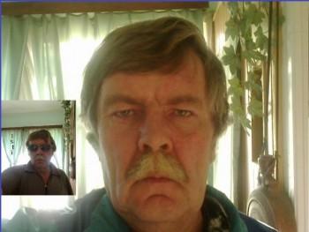 Kerék Istvan 55 éves társkereső profilképe