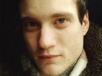 mackoo9610 25 éves társkereső profilképe