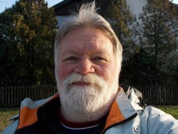 patuc 66 éves társkereső profilképe
