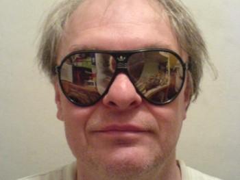 ezermester 58 éves társkereső profilképe