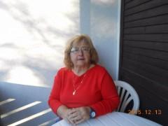 Erzsébet65 - 69 éves társkereső fotója