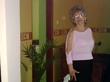 Veronka2 78 éves társkereső profilképe