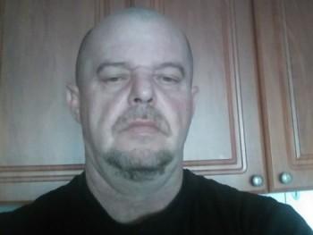 Kósa Csaba 54 éves társkereső profilképe
