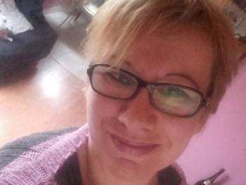 Susann 43 éves társkereső profilképe