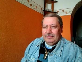 kovács lászló 61 éves társkereső profilképe