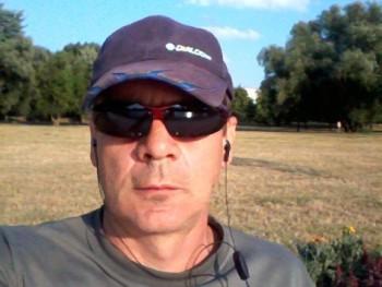 János Tereny 55 éves társkereső profilképe