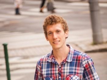 Dan 33 éves társkereső profilképe