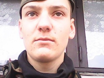 Sergej 23 éves társkereső profilképe