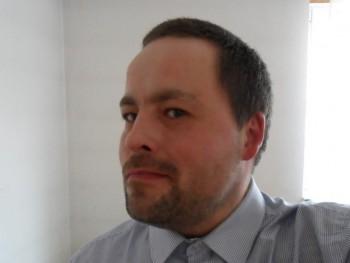 Szabozoltán 39 éves társkereső profilképe