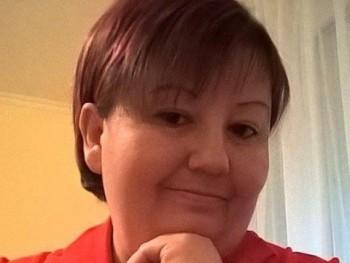 Móncsika 45 éves társkereső profilképe