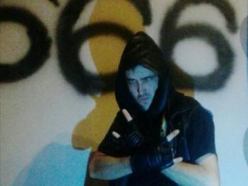 atis666 29 éves társkereső profilképe