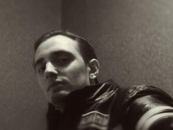 Gabe89 31 éves társkereső profilképe