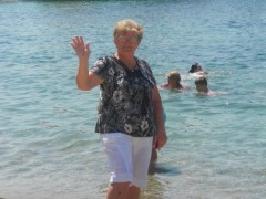 Piroska Mária - 73 éves társkereső fotója