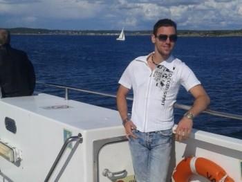 Joe97 24 éves társkereső profilképe