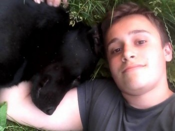 Dejvid 22 éves társkereső profilképe