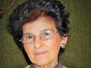 egnesz 72 éves társkereső profilképe