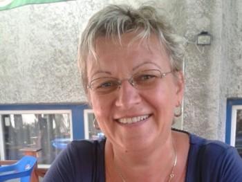 Éva0517 54 éves társkereső profilképe