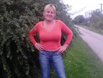 gubicza magdolna 54 éves társkereső profilképe