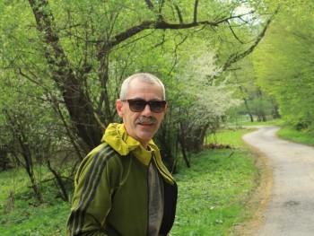 Paul 56 65 éves társkereső profilképe