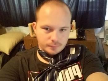 Steve8919 31 éves társkereső profilképe