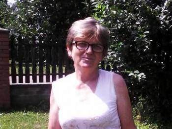 Eliza58 61 éves társkereső profilképe