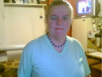 Gizella62 65 éves társkereső profilképe