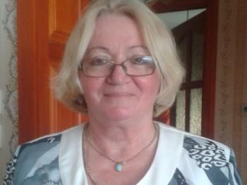 Madga 68 éves társkereső profilképe