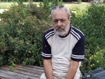 ALBATROSZ 71 éves társkereső profilképe